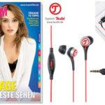 Teufel Move In Ear Kopfhörer & Jahresabo TV Spielfilm für nur 54,60€ (statt 124,74€)