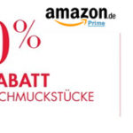 Amazon: 20% Rabatt auf über 5.000 Schmuckartikel