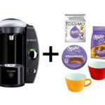 Bosch Tassimo Fidelia + Milka Paket + Kahla Tassen für 27,90€ inkl. Versand (statt 93,75€)