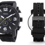 FOSSIL Herren Armbanduhr Nate JR1425 für 75,90€ inkl. Versand (statt 91,90€)