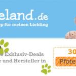 Hundeland.de: 30% Rabatt auf ausgewählte Artikel