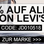 Jeans-Direct: 30% Rabatt auf Levi's