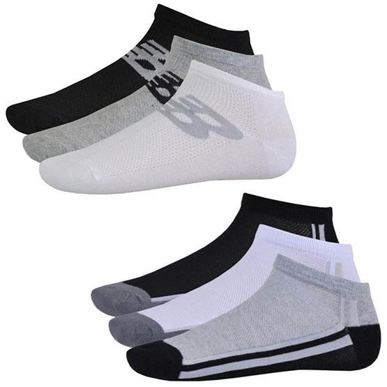 NEW BALANCE Unisex Sneaker Socken 9 Paar in 8