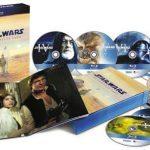 Star Wars: The Complete Saga I-VI (Blu-Ray) für 72,24€ inkl. Versand