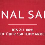 Hoodboyz: Final-Sale mit bis zu 80% Rabatt