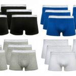 6er Pack Pierre Cardin Boxershorts für 23,99€ inkl. Versand