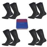 Tommy Hilfiger – 8er Pack Herren-Socken in Geschenkbox für 34,95€ inkl. Versand