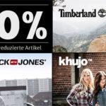 Hoodboyz: 40% Rabatt auf Jack & Jones, Khujo und Timberland (auch auf Sale-Ware)