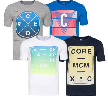 Angebot Jack & Jones T-Shirts aktion deal