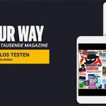 Readly Probeabo für 14 Tage kostenlos – Zugriff auf über 3.000 Zeitschriften
