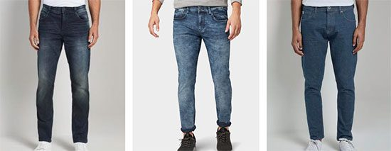 Tom Tailor Jeans Deal Angebot sparen