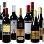 Weinpaket mit 12 Flaschen Rioja Wein für 69,99€ inkl. Versand (statt 167,38€)
