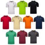 Dunlop: verschiedene Herren-Kurzarm Poloshirts von M bis 2XL für je 3,99€ inkl. Versand