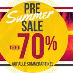 Hoodboyz: Pre-Summer-Sale mit bis zu 70% Rabatt
