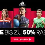 Adidas Summer Sale mit bis zu 50% Rabatt