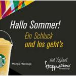 10,00€ Starbucks-Gutschein für nur 5,00€