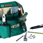 Bosch Gürteltasche mit 66-teiligem Zubehör für 14,99€ inkl. Versand