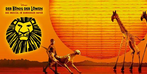Konig Der Lowen Musical Ubernachtung In Hamburg Ab 99 00 P P