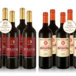 Prämierte Weinpakete mit 10 Flaschen Wein ab 34,90€