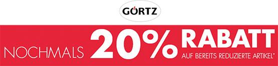 dd889a445389c1 Görtz  Sale mit 50% Rabatt + 20% Extra-Rabatt + kostenlose Lieferung •  Sparen im Februar 2019