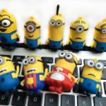 Verschiedene Minion 8GB USB-Sticks für 4,35€