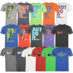 Nike- T-Shirts Just Do It und andere Motive für je 19,95€
