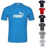 Puma Herren T-Shirts für 14,95€ inkl. Versand