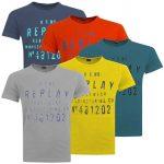 Replay Herren Rundhals T-Shirts für nur 14,95€ inkl. Versand