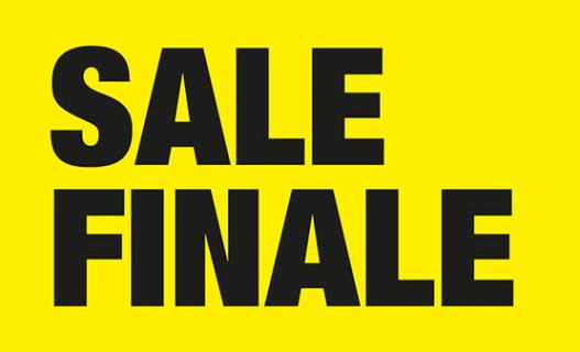 galeria kaufhof sale finale gutschein aktion angebot