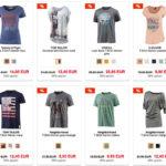 SportScheck: auf über 1.200 T-Shirts bis zu 70% Rabatt – T-Shirts ab 4,95€