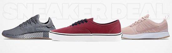 Planet Sports Gutschein Geschäft Online-Shop Sneaker Schuhe Sneakerheads Sneakerfreak