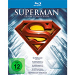 Superman Collection (5 Blu-rays) für 12,99€ inkl. Versand