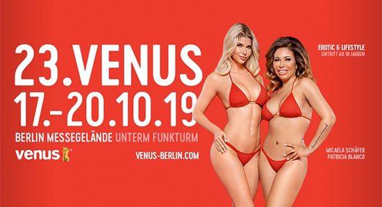 Tageskarte günstig Venus Berlin Sparen Erotikmesse