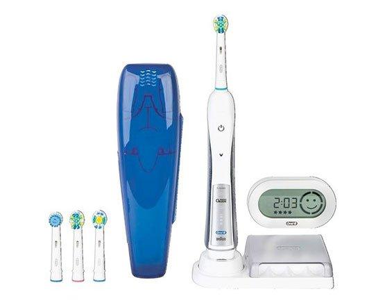braun oral-b triumph 5500 smartguide elektrische zahnbürste günstig
