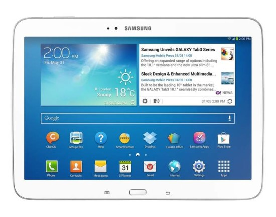 samsung galaxy tab p5220 lte android