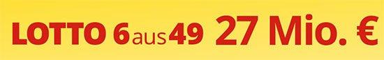 Lotto 6aus49 Tipp Zwangsausschüttung