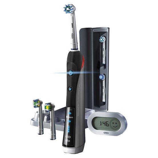 oralb professional care smartguide elektrische zahnbürste black edition