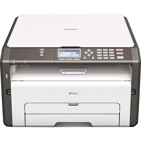 ricoh sp211su laser multifunktionsdrucker angebot günstig