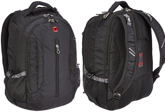 wenger cool rucksack notebook freizeittasche