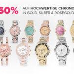Silvity: Chrono-Uhren mit 60% Rabatt (Uhren ab 8,00€) + 5€ Gutschein