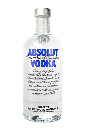 absolut vodka günstig angebot
