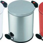 Hailo AP 14 Mülleimer mit Fuß-Tretmechanik für nur 19,99€ inkl. Versand