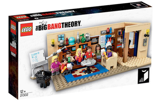 lego the big bang theory günstig serie fanartikel angebot