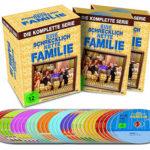 Eine schrecklich nette Familie – Die komplette Serie (33 DVDs) für 27,05€ inkl. Versand