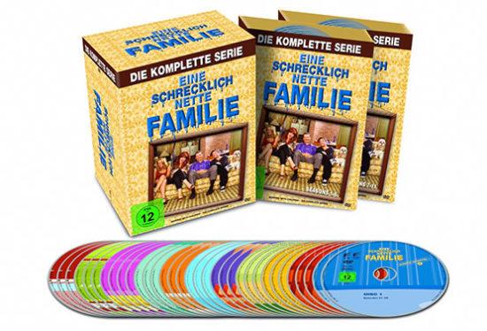 schrecklich nette familie angebot dvd serie komplett al bundy