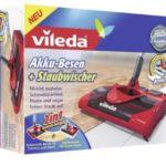 vileda Akku-Besen mit Staubwischer für 26,99€ inkl. Versand