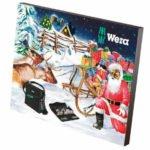 Wera Werkzeug-Adventskalender 2017 für 39,34€ inkl. Versand