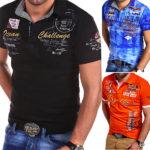BEHYPE Herren Poloshirts 9 verschiedene Modelle in verschiedenen Farben für je 16,90€ inkl. Versand