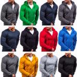 Bolf Kapuzenpullover in verschiedenen Farben für je 11,95€ inkl. Versand
