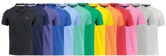 Rabatt Sparen Gant Poloshirt